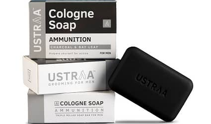 Ustraa Ammunition cologne soap