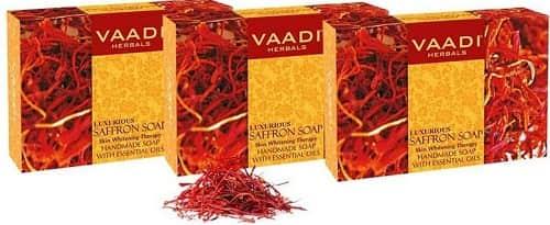 Vaadi herbals value luxurious saffron skin