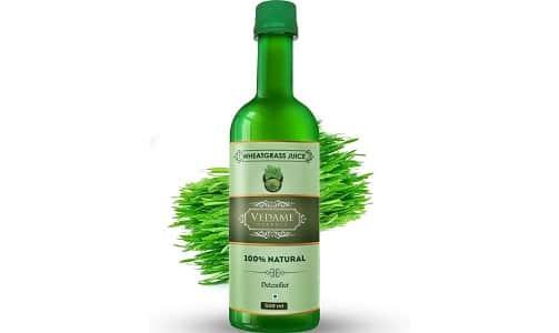 Vedame Wheatgrass Juice