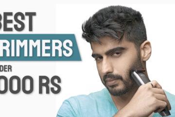 best trimmers under 1000