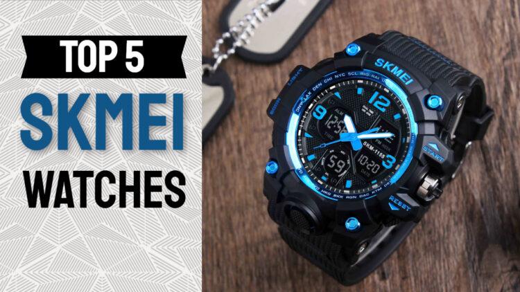 best Skmei watches