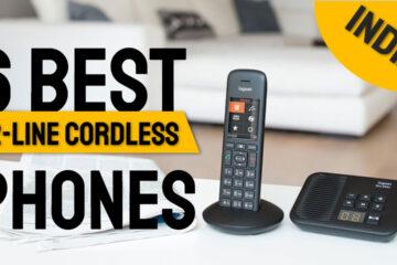 best 2-line cordless phones