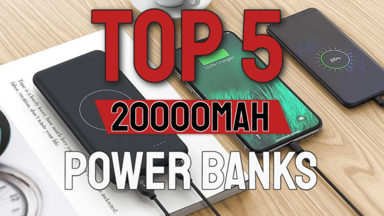 best 20000 mah power bank
