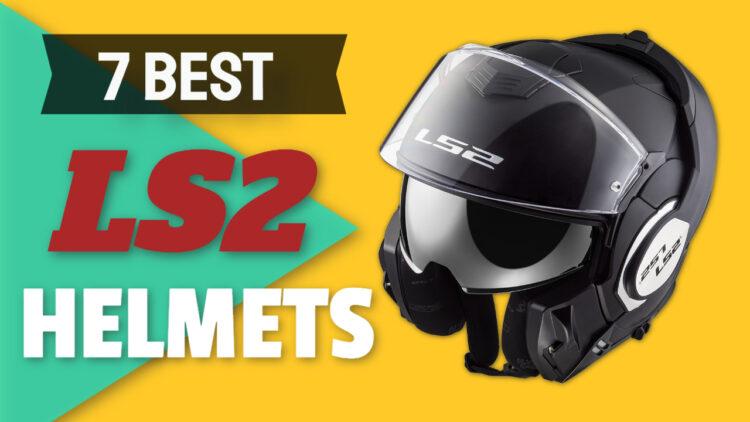best ls2 helmets