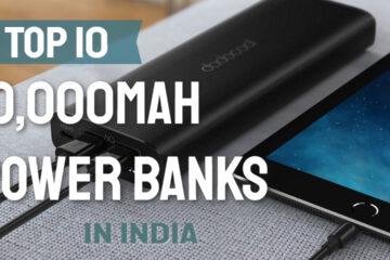 best 10000mAh power banks