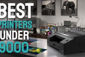 best printers under 9000
