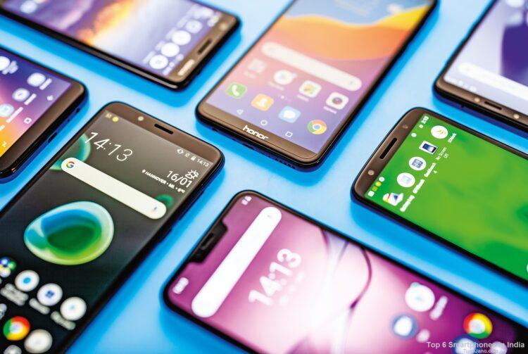 Top 13 Best Smartphones of 2021 In India